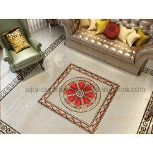 High Grade Floor Tiles Porcelain Puzzle Tiles on Promotion (BDJ80016A)