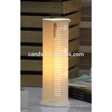 Lampe de table en céramique de haute qualité pour la maison