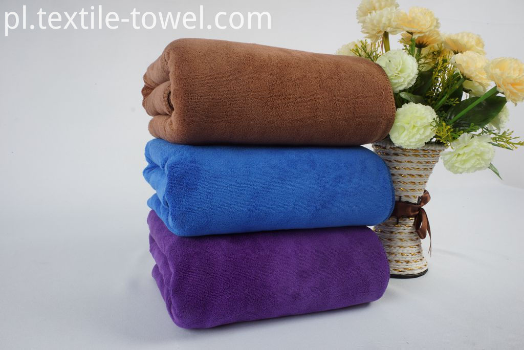 Microfiber Yoga Bath Towels