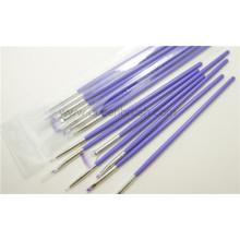Красота продукты 7PCS силиконовые макияжа ногтей искусства Brush