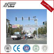 Cámara semáforo luces poste, tráfico señal pole