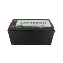 Polinovel AF 12V 300Ah Lithium Ion LiFePO4 Battery For Leisure RV Trailer Boat Solar Storage Motorhome