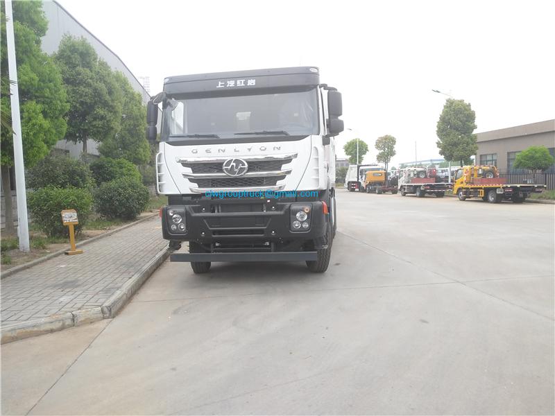 8x4 Dump Truck 2