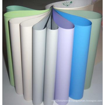 Colorful PVC Coated Fiberglass Window Fabrics