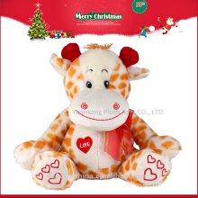 Cheap christmas decorations cheap reindeer plush toys