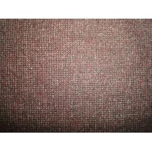 Tissu teint en fil de laine