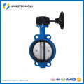 China supplier factory directly no leak tapped lug butterfly valve