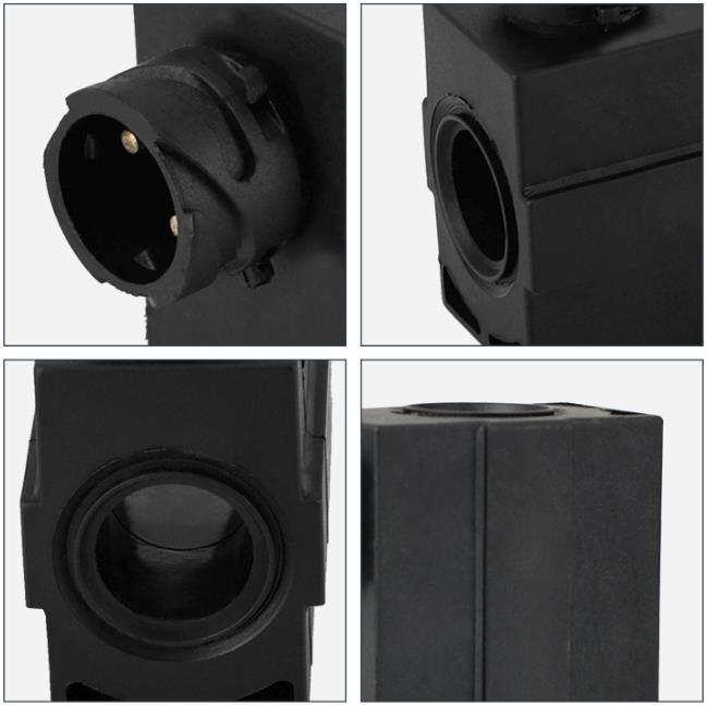 Details of DC24V EKS Type 5392900070 Solenoid Valve Coils