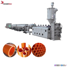 Máquina para fabricar tubos eléctricos de potencia MPP de 110-150 mm