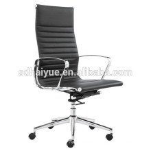 Euro style elegant Good quality high back Executive office chair furniture with elegant armrest