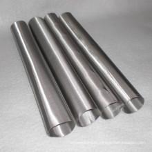 "Fine Mesh 1"" 9"" Food Grade 304 Stainless Steel Filter Tube For Rosin Press Filtering"