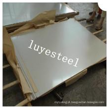 Folha de aço inoxidável da liga de níquel de Monel K-500 / placa DIN / En 2.4375