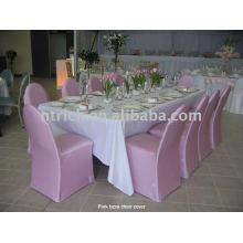 Tampa da cadeira de Lycra, banquete / cadeira de casamento