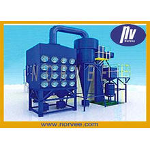 OEM Metal / Coil Sand blasting Room for surface cleaning CE
