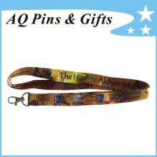 Custom Polyester Lanyards with Logo (Lanyard-114)