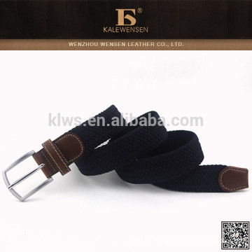 Leisure Fashion Top Useful Braided Belts