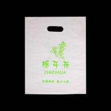Die Cut Bag Shopping Bag with Logo