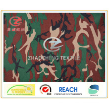 600d Plain Poly Oxford Desert Camouflage Printing Fabric (ZCBP089)
