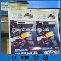 13oz d'épaisseur Gloss | Bannière de Frontlit d'économie mate pour la lightbox intérieure et extérieure
