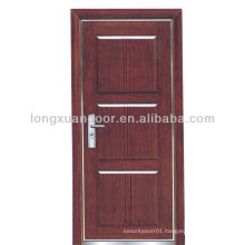 Modern wood BS(EN) fire rated door designs , entry wood fireproof doors