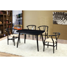 Black Robust Chairs and Tables Restaurant Set (FOH-BCA68)