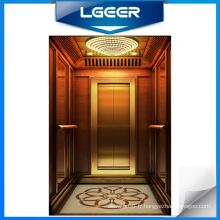 Bonne décoration ascenseurs