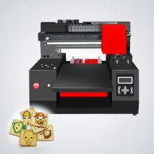 chocolate cake photo printing machine