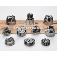 Aluminum die casting led heatsink housing