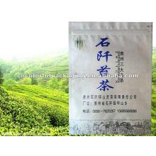 Printing Tea Doypack Kraft paper/Al/PE packaging Pouch