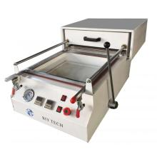 small vacuum forming machine for plastics