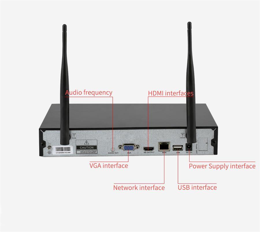 Security Ip Camera