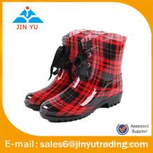 2014 botas de lluvia baratos chica