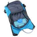 Best Hot Sale Red Color Ployester Sunpower Solar Panel Solar Energy Backpack Solar Charger Riding Bag
