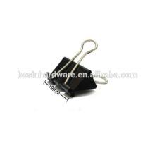 Art- und Weisequalitäts-Metall 19mm Mappen-Klipps