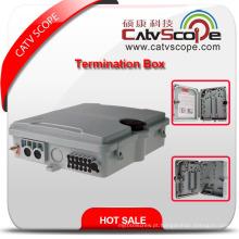 Caixa terminal de Csp-11 FTTX / caixa de distribuição de fibra óptica / ODF