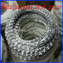 Concertina barbed wire (Anping mesh)