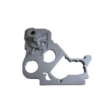 china factory lost wax precision casting parts of steel