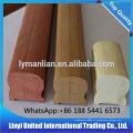 Barandilla de roble rojo producciones vendedoras decorativas balaustres de madera