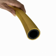 high pressure flexible breathing air compressor hose/rubber air hose with fittings