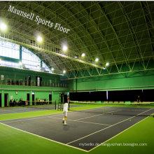 Indoor Billig Tennis PVC Sport Bodenbelag