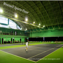 Indoor Cheap Tennis PVC Sports Flooring