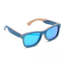 Fabricantes da marca FQ que vendem óculos de sol polarizados novos do bambu