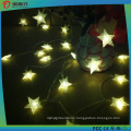 Outdoor Decoration LED Star String Light