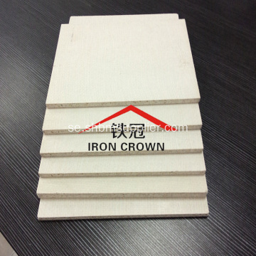 Ingen-formaldehyd Anti-flame Isolating MgO Fireproofing Board