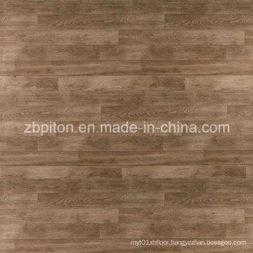 Wood Simple Color Surface PVC Vinyl Flooring Tile Lvt (CNG0517N)