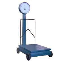 Шкала взвешивания с двойным дисплеем - механическая шкала