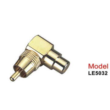 RCA Connectors for Audio and Video