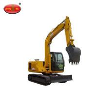 Machine hydraulique d'excavatrice de chenille de 7,5 tonnes