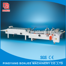 Bonjee Newest Product French Fries Box Forming / Small Carton Gluing Machine For Sale