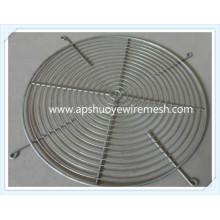 Сварная проволочная сетка для защиты решетки вентилятора